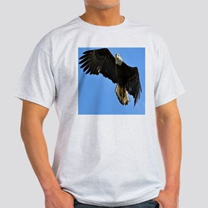 Majestic Bald Eagle Light T-Shirt