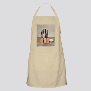 wine and Cheese Still Life Apron