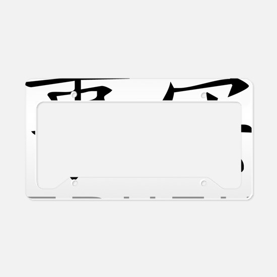 TruthLightC License Plate Holder