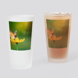 10by10whispers Drinking Glass