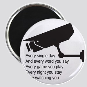 Watching You Magnet