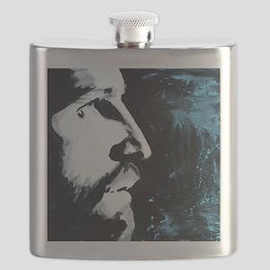 Forgiven Jesus Christ Flask