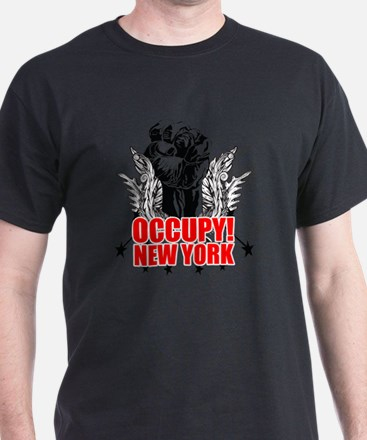 Occupy New York T-Shirt