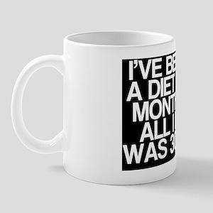 Funny, Diet, Mug