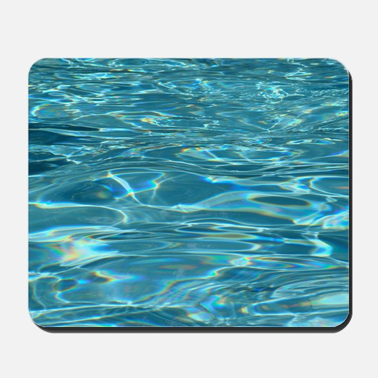 Crystal Clear Water Mousepad