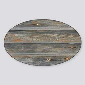 Picnic Table Sticker (Oval)