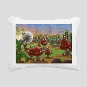 Bugalou Village Rectangular Canvas Pillow