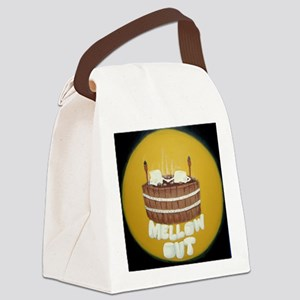 Mellow Out Canvas Lunch Bag