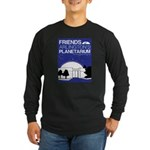 NEW Friends of the Planetarium Logo Long Sleeve T-