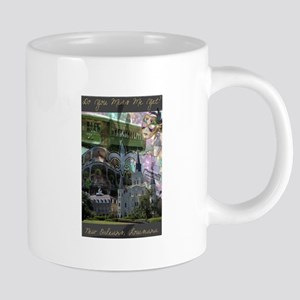 New Orleans collage Mugs