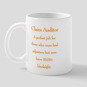 Claim Auditor Mug