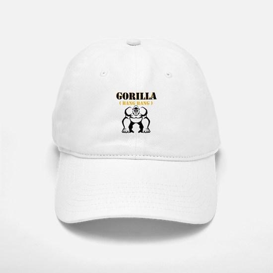 Gorilla Baseball Baseball Baseball Cap