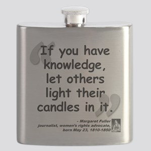 Fuller Light Quote Flask