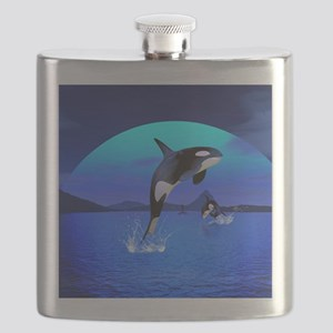 orca_2_25_Button_Magnet_118 Flask