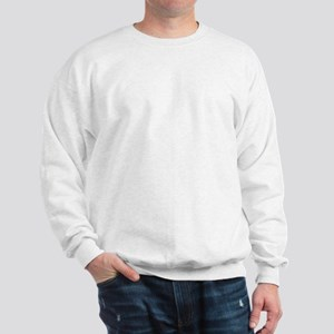 Fahrenheit 451 Fire Deptt. white Sweatshirt