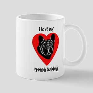 Frenchie Love 2 Mug