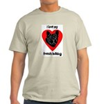 Frenchie Love 2 LIght T-Shirt