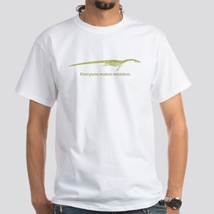 backwards_elasmosaur_final T-Shirt