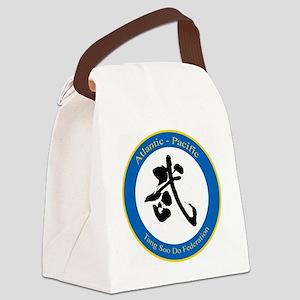 APTSDF Logo Canvas Lunch Bag