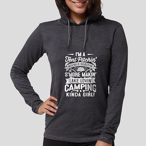 Love Camping T Shirt Long Sleeve T-Shirt