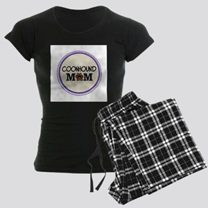Coonhound Dog Mom pajamas