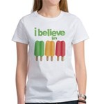 I believe in Ices! Women's T-Shirt