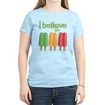 I believe in Ices! Women's Light T-Shirt