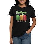 I believe in Ices! Women's Dark T-Shirt