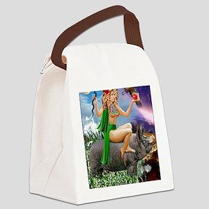 Demeter Canvas Lunch Bag