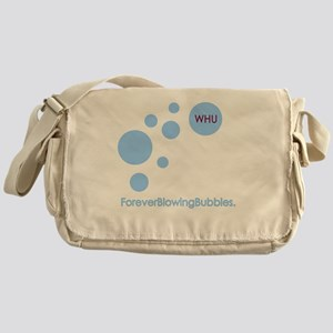 Forever Blowing Bubbles Messenger Bag