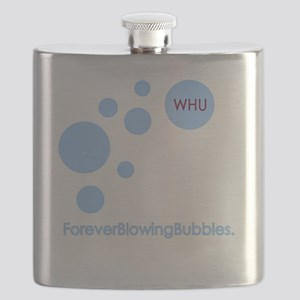 Forever Blowing Bubbles Flask