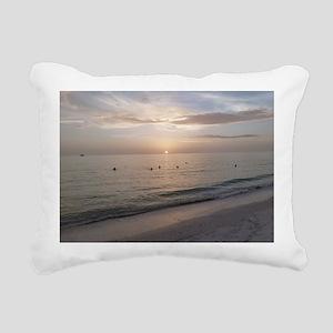 Marco Island Florida Bea Rectangular Canvas Pillow