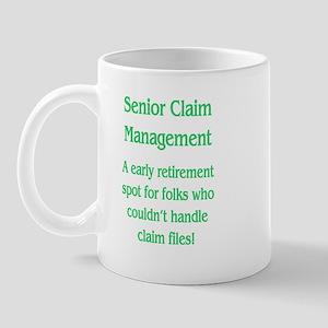 Sr. Claim Management Mug