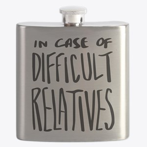 In Case Of Difficult Relatives Flask
