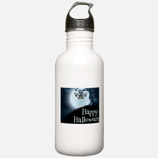 Happy Halloween Little Water Bottle