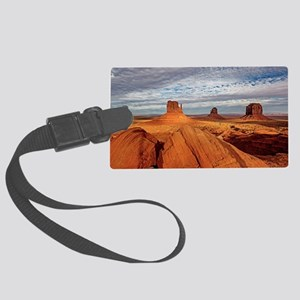 Desert Large Luggage Tag