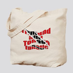 Trinidad flag fanatic Tote Bag