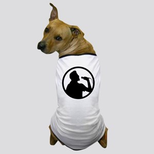 Karaoke Icon Dog T-Shirt