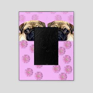 Pug Dog Picture Frame