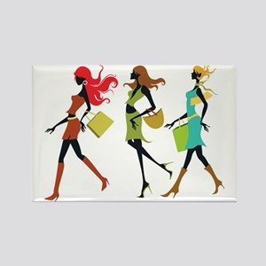 Ultimate Diva's Day Out Rectangle Magnet
