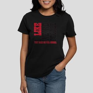 I like weird Women's Dark T-Shirt