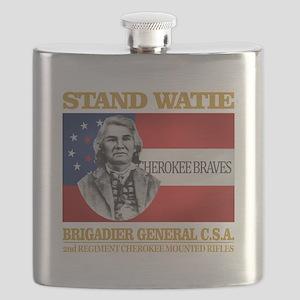Stand Watie Flask