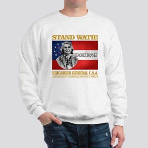 Stand Watie Sweatshirt