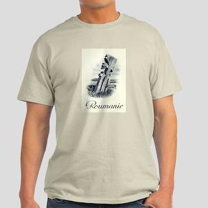 Vintage Romania Light T-Shirt