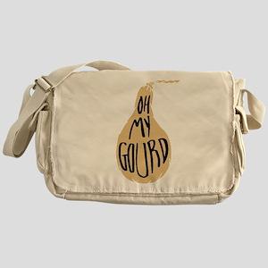 Oh My Gourd Messenger Bag