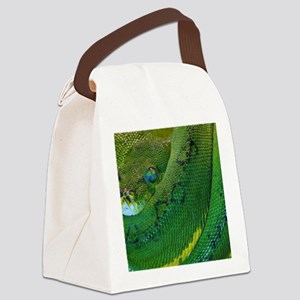 Mouse-SnakeEyes Canvas Lunch Bag
