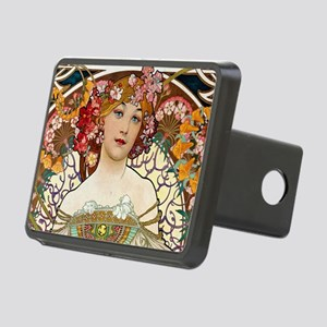 Mucha Rectangular Hitch Cover