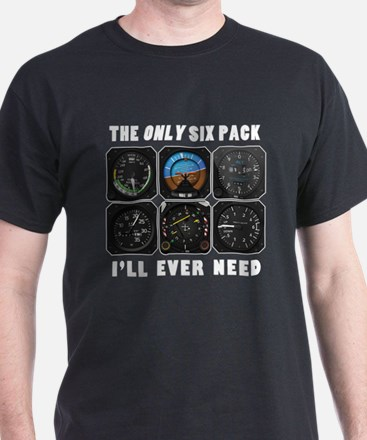 My Only Six Pack D T-Shirt