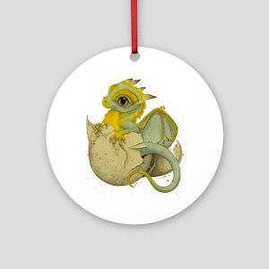 Obscenely Cute Dragon Ornament