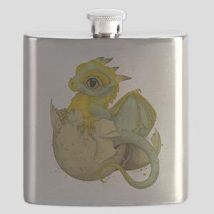 Obscenely Cute Dragon Flask